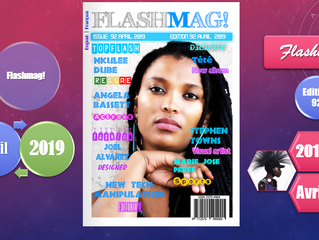 Flashmag! issue # 92 April 2019