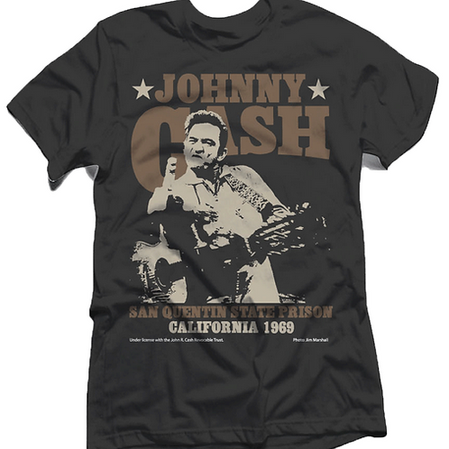 Johnny Cash San Quentin Stars