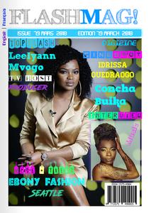 Flashmag ! Numero 79 Mars 2018 Flashmag! Issue 79 March 2018