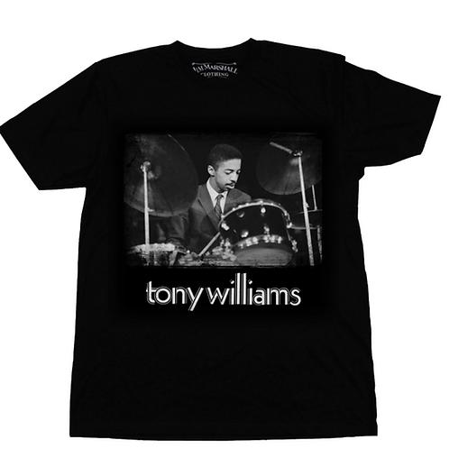 Tony Williams Portrait