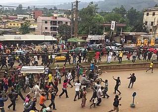Les manifestations dans la partie dite Anglophone du Cameroun Servent l'agenda du prince d'Etoudi
