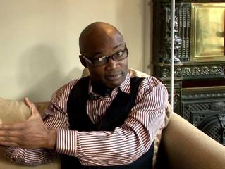Charles Onana Journaliste et écrivain engagé. l'Africain doit réagir avec la même force que ce