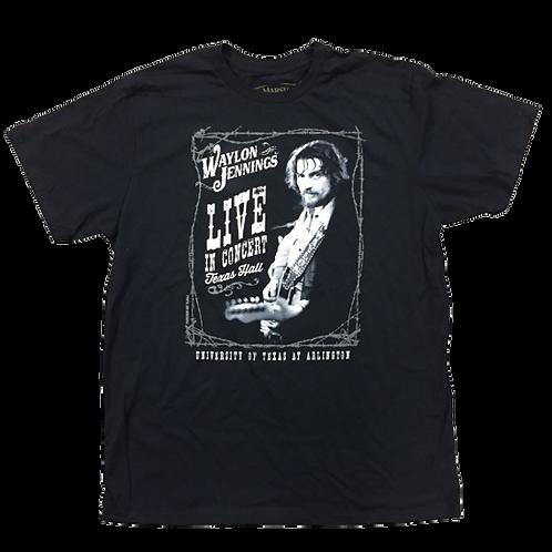 Waylon Jennings Live In Concert