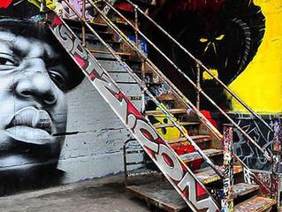 Une virée entre hip - hop et street art à New York
