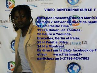 Video Conference sur le  F CFA