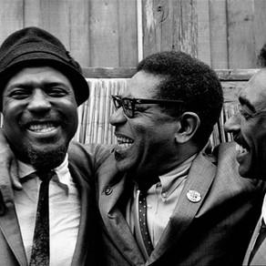 Thelonious Monk, Dizzy Gillespie & Gerald Wilson