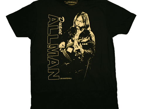 Duane Allman Guitar Player
