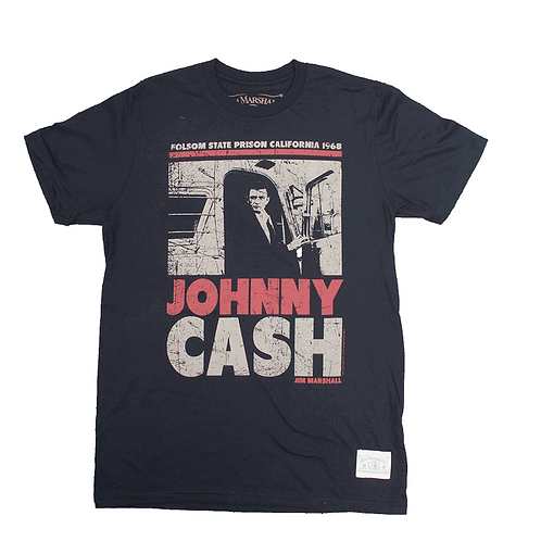 Johnny Cash Off The Bus