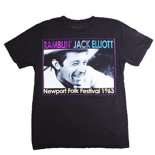 Ramblin' Jack Elliott Talking