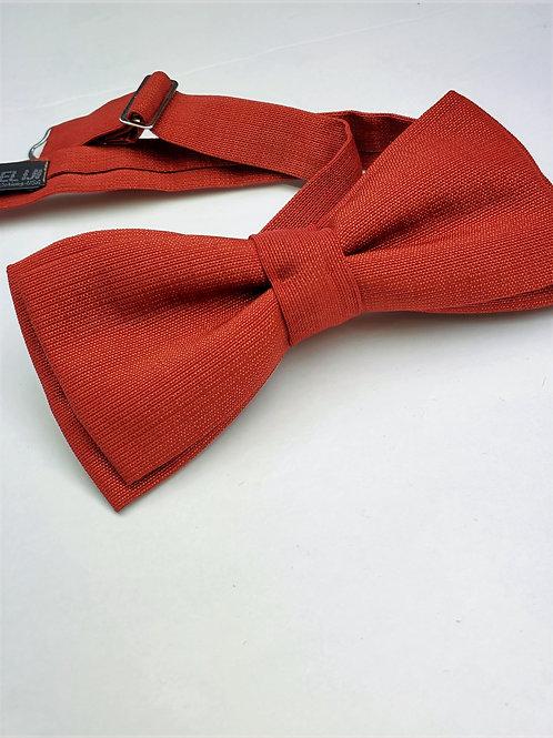 Bow tie - Rust