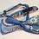 Thumbnail: Bow Tie - Blue Paisley