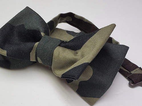 Bow Tie - Camouflage
