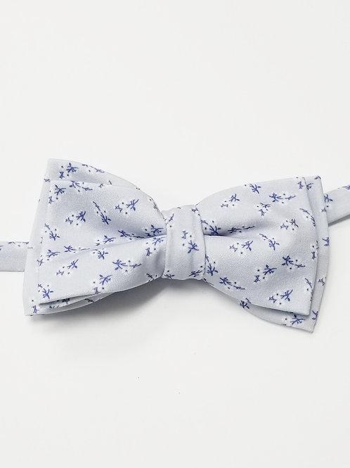 Bow Tie - Lt. Grey Floral