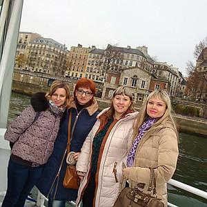 Кельн - Париж - Версаль