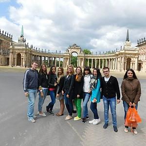 Берлин - Потсдам - Дрезден - Варнемюнде (Балтийское море)