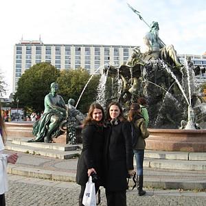 Берлин - Потсдам - Дрезден - Прага