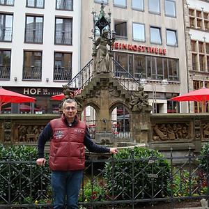 Кельн - Кобленц - Кекенхоф - Зандворт - Амстердам - Брюссель