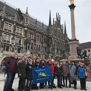 Зимняя сказка: Мюнхен - Замок Нойшванштайн - Ротенбург-на-Таубере - Зальцбург