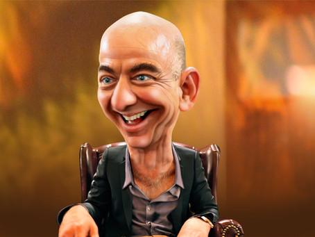 Amazon – המפלצת שכבשה את אמריקה