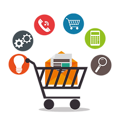 digital-marketing-e-commerce-icon-vector