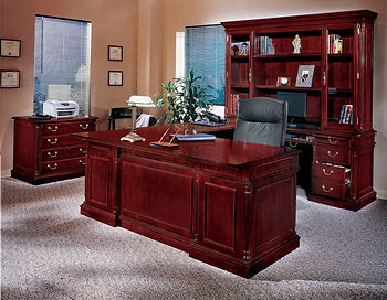 Traditional Veneer Desks