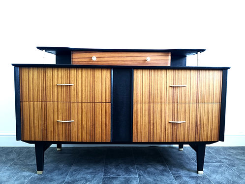 1950's Retro Sideboard, Mid Century Cabinet