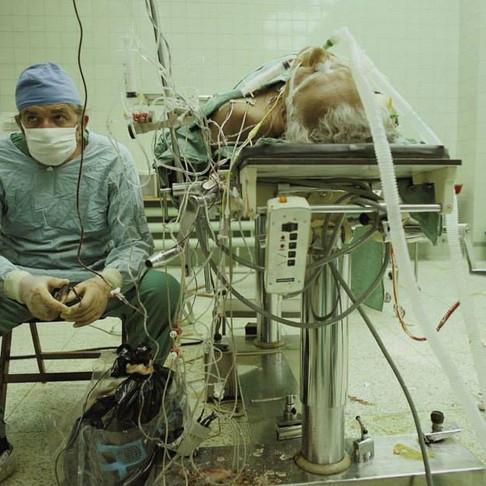 Le fotografie che hanno fatto la storia: Molto più che una sala operatoria.