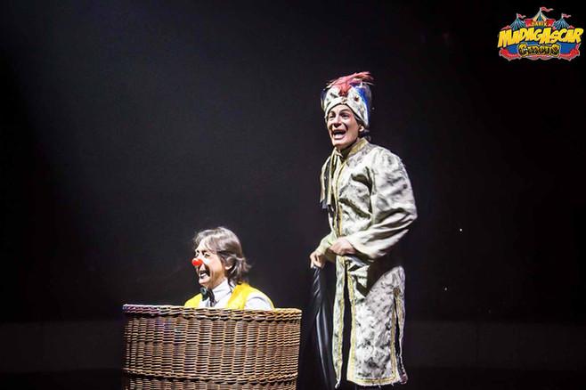 Madagascar Circus