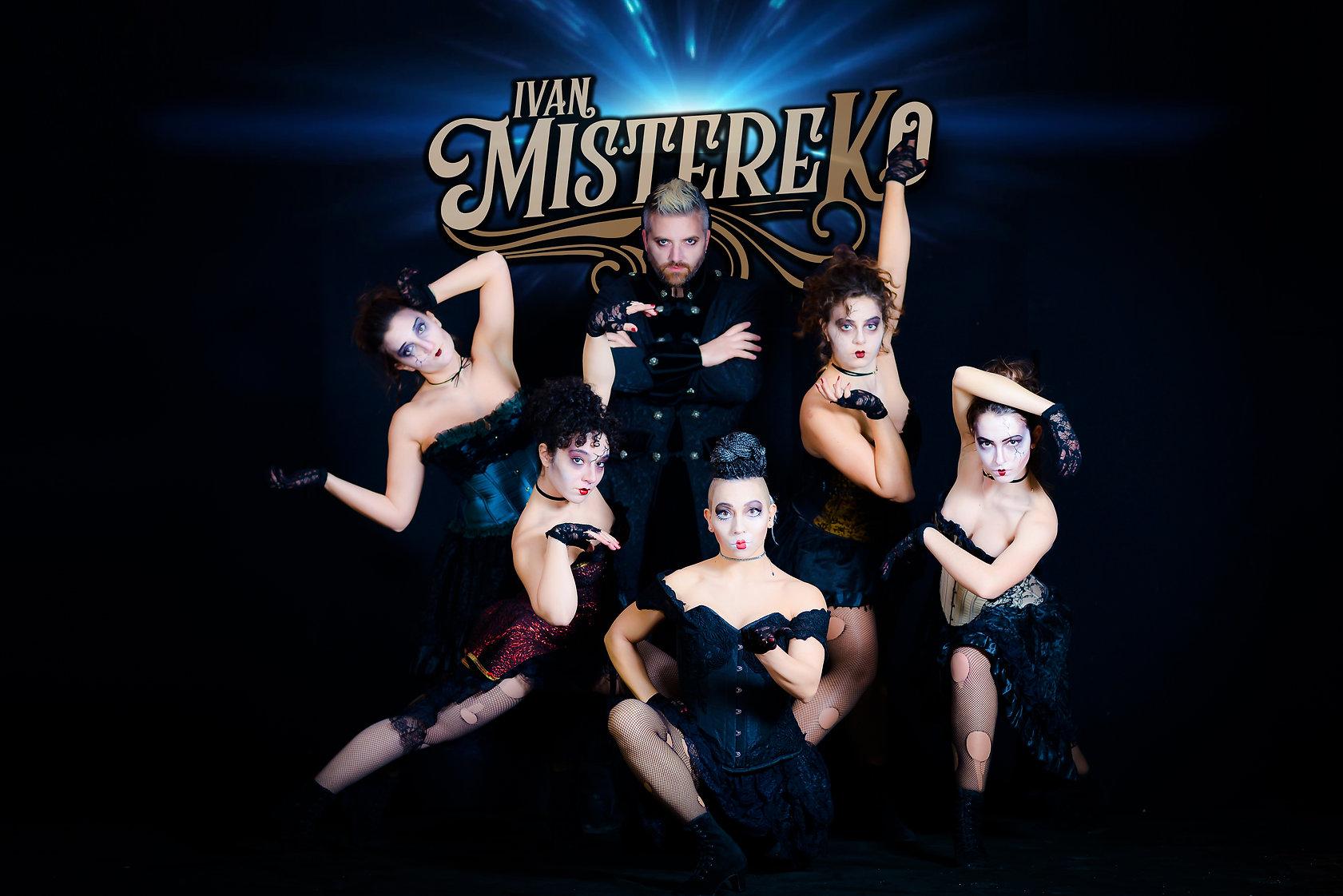 Ivan Mistereko Illusionista