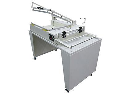 L型瞬熱封口機 (電磁控制 + 腳架) L-Bar 含腳架