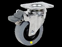 303f14K灰色導電疊剎輪
