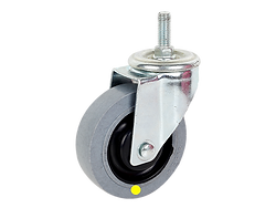 303a14K灰色導電活動輪(牙式)