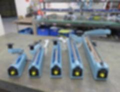 Hand type Impulse sealer WO-H