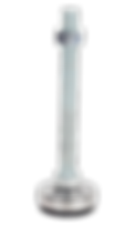 Z004鍍鋅重型防滑調整腳