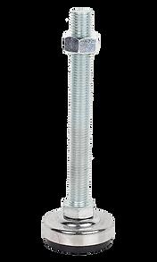 Z004鍍鋅輕型防滑調整腳
