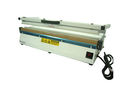 With Cutter Hand Type Impulse Sealer W600ec