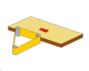 三角砂裝置
