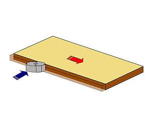 立軸(高頻馬達)跳刀防裂裝置