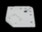 8 系列鋁合金支撐腳板JWB08210R