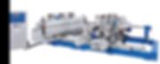 雙端作榫機-分離式底座Double End Tenoner with Assembled Base