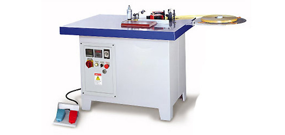 手動貼邊機_ECE-ER-1/ Edge Banding Machine_ ECE-ER-1