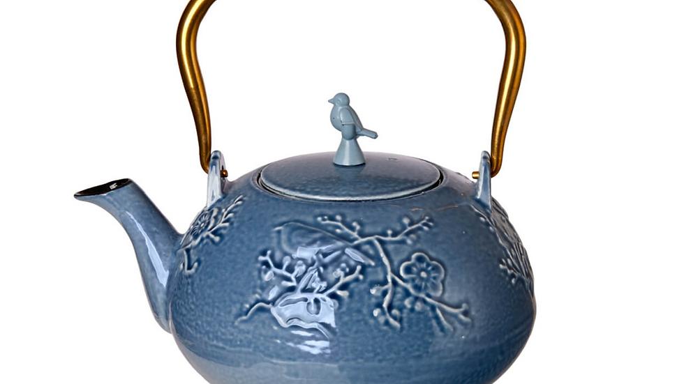 Avian Teapot - 42 oz (Ocean)