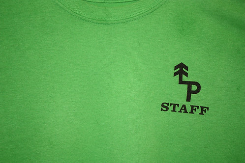T-shirt Dark Green (cotton)