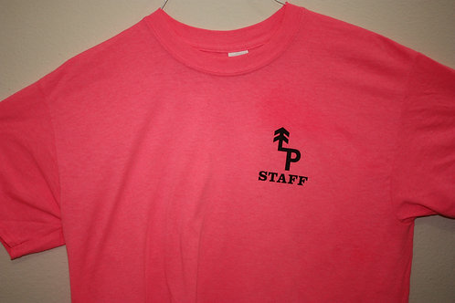 T-shirt Pink (wicking)
