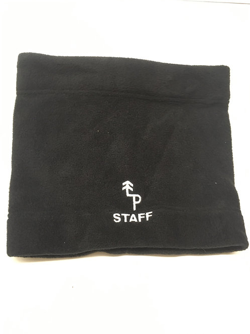 Winter Camp Black Beanie/Gaiter