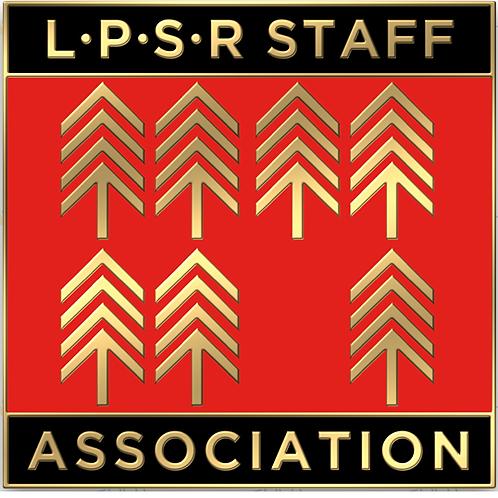 Red Staff Association Pin