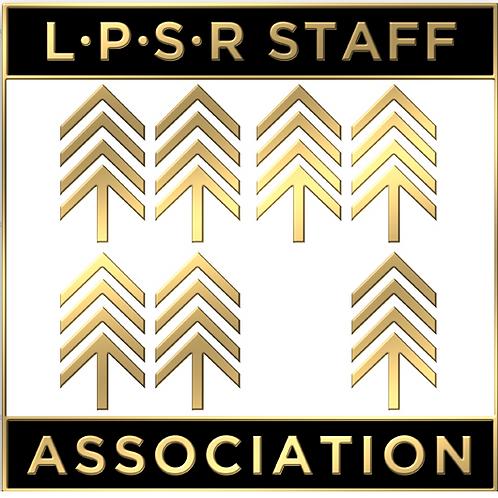 White Staff Association Pin