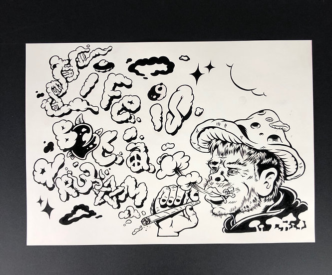Stoned Ape (Theory)
