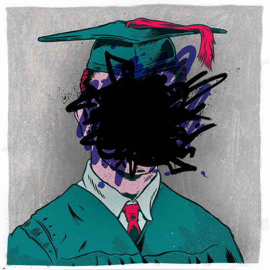 Graduate blues