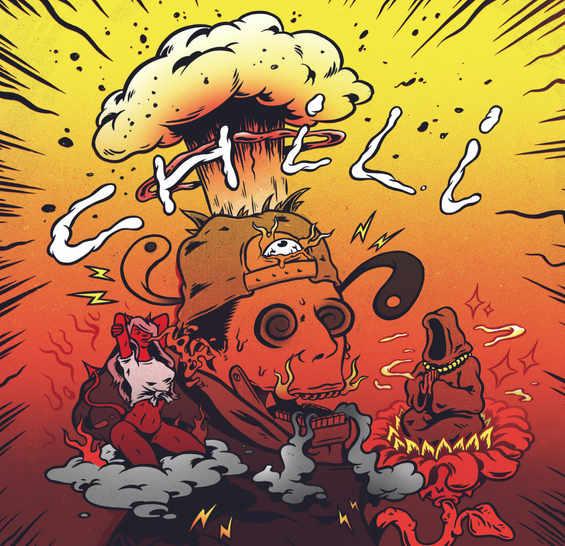 Astro - Chili EP